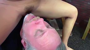Grandfather, 10 Inch, Aged, Big Cock, Big Natural Tits, Big Nipples
