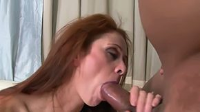 Woman Boy, 10 Inch, Aunt, Babe, Ball Licking, Big Cock