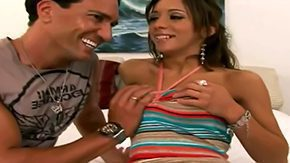 HD Priscilla Milan Sex Tube Marco Banderas is horny while hell cant wait any more to slam gorgeous Priscilla Millans throat with his sturdy snake Millan