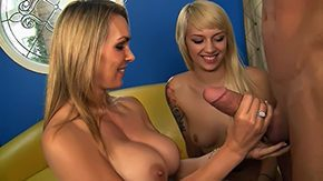Famili, Aunt, Big Cock, Big Tits, Blonde, Blowjob
