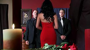Red Rose, Blowjob, Clothed, Dress, Fucking, Hardcore