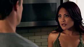Free Chinese HD porn Asian broad Kaylani Lei gets led astray by her boy he provides her some certain oral relish moments she enjoys absolutely