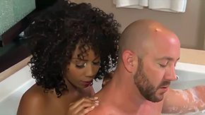 Misty Stone, Beauty, Cute, Hardcore, High Definition, Interracial