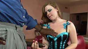 Free Ariel Stonem HD porn Ariel Stonem tries her new underwear on big black submissive in glasses It seems he is feeling willingly about her clothes But he desires to remove it shove her with