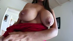 French Teen, Babe, Ball Licking, Bend Over, Big Areolas, Big Ass
