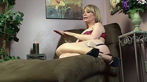 Garter Belt, Aged, Aunt, Bitch, Blowjob, Bodystocking