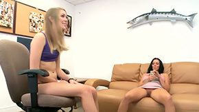 Rachel Starr, Audition, Bitch, Blonde, Brunette, Casting