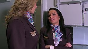 Veronica Avluv HD porn tube Tanya has just arrived from long flight NY She runs into her coworker waiting with expectation to board following with Theres alone 2 passengers on this unexpected happens when