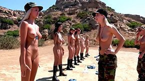 Army, Army, Ass, Ass Licking, Big Ass, Blonde