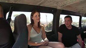 Free Jizzelle Ryder HD porn Beat bus crew sees chicks on stop waiting for public transport offers her lift chick is Jizzelle Ryder she is quite talkative May be they will talk her