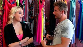 Cleavage High Definition sex Movies Lingerie shop couldn't stay unnoticed by Levi our cunt hunter cleavage amidst her ample boobs was like beeping green spot on his radar Boy had to fuck