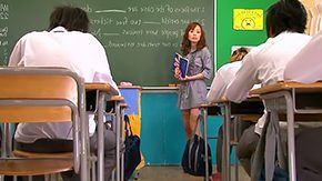 HD Eri Ouka tube Sexy asian teacher Eri Ouka comes by seduced by horny student banged hard