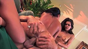 Sandra Romain, 3some, 4some, Assfucking, Asshole, Babe