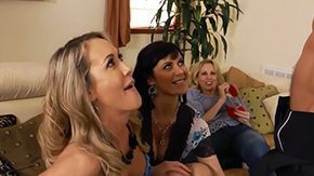 Julia Ann Solo HD porn tube Brandi Love Eva Karera Johnny Castle Julia Ann are having solo wild hardcore threesome