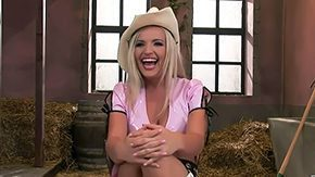 Brittany Spring, Audition, Babe, Big Tits, Blonde, Boobs