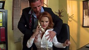 Free David Perry HD porn videos Milf Tarra White enjoys having her boss David Perry different snatch finally work