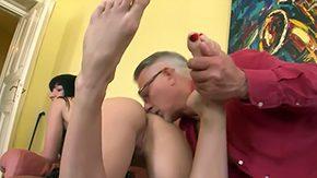 Christoph Clark, Aged, Banging, Bed, Bend Over, Big Cock