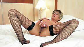Old Pussy, Aged, Aunt, Dildo, Experienced, Grandma