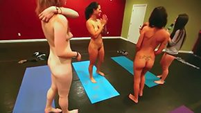 Havoc, 3some, 4some, Aerobics, Babe, Big Cock