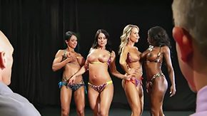 HD Jade Sin Sex Tube Four hot chicks compete in Miss Titness America declaring off thier sexy bums cunts boobs Kendra Service Johnny Sins Jewels Jade Diamond Jackson Brandi