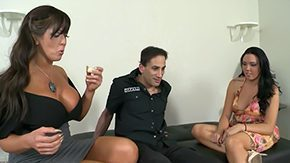 Alura, 3some, Aunt, Big Cock, Big Tits, Boobs
