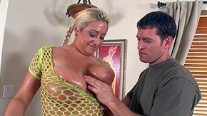Preston Parker, Big Cock, Big Natural Tits, Big Tits, Bitch, Blonde