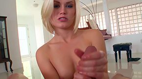Handjobs Cum, Banging, Blonde, Boobs, California, Cum