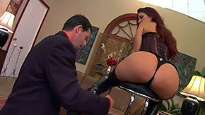 Tiffany Mynx, Ass, Big Ass, Boots, Dominatrix, Femdom
