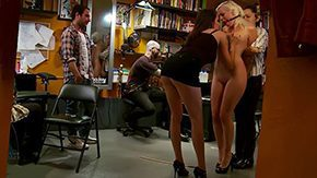 Boots Fetish HD porn tube Lorelei catches ashamed fucked by stranger ight golden-haired public reproach punishment devotion bondage dark slave subjection humiliation in store group clothing