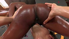 HD Alana Angel Sex Tube Alana Moll is marvelous chocltae skinned dearly who obsessed about leman That sweetie loves her body oiled rubbed alongside unmanly male delighted with some stiff locate cry out matter
