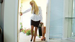 Business women are really passionate in bed! Come here and check it out