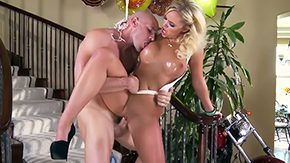 Alexis Monroe, Babe, Banging, Bed, Bend Over, Bimbo