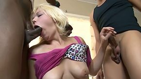 2 Chicks Same Time, Ball Licking, Banging, Bitch, Black, Black Orgy