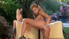 Nicole Graves, Amateur, Banana, Big Pussy, Big Tits, Blonde