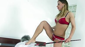 Nikky Thorne, Assfucking, Ball Kicking, Ball Licking, Ballbusting, Basement