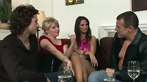 German Orgies, Ball Licking, Big Cock, Bitch, Blowjob, Choking