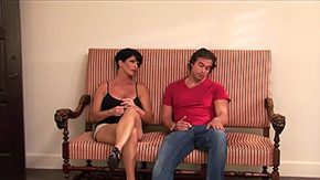 April Oneil, Anal, Aunt, Big Cock, Big Natural Tits, Big Nipples