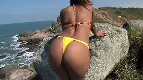 Beach Sex, Adorable, Ball Licking, Beach, Beach Sex, Big Ass