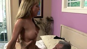 Shayla Laveaux, Aged, Ball Licking, Banging, Bed, Bedroom
