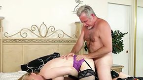 Mature and Teen, Aged, Ass, BDSM, Bedroom, Bend Over