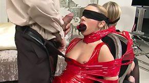 Debbie White, Babe, Banging, BDSM, Bed, Bend Over