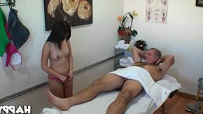 Jay Crew, Aged, Asian, Ball Licking, Beauty, Blowjob