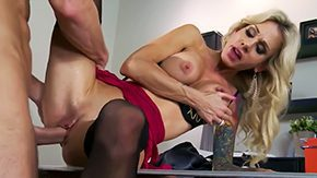 Sarah Young, Ball Licking, Banging, Blowjob, Boss, Car