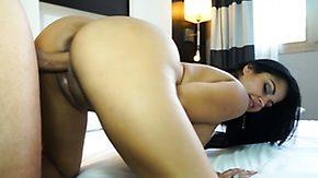 Mouthful, Ass, Babe, Big Ass, Brunette, Cum in Mouth