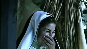 Nun, Antique, Beach, Beach Sex, Blowjob, Church