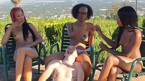 Slave Interracial, BDSM, Black, Black Teen, Dominatrix, Ebony