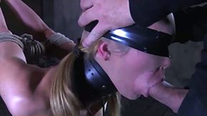Rain Degre, Ass Licking, BDSM, Blindfolded, Blowjob, Bondage