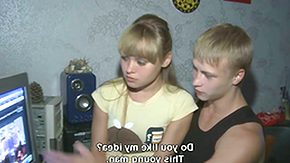 Adultery, 18 19 Teens, Adultery, Barely Legal, Blonde, Blowjob