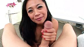Divine, Blowjob, Brunette, Cum in Mouth, Cumshot, Lucky