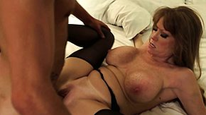 Mature Fetish, Big Tits, Blowjob, Boobs, Brunette, Cougar